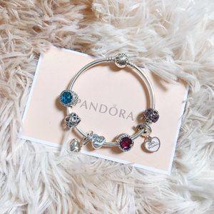 🐯Pandora Jewelry 'Mother And Daughter' Bracelet